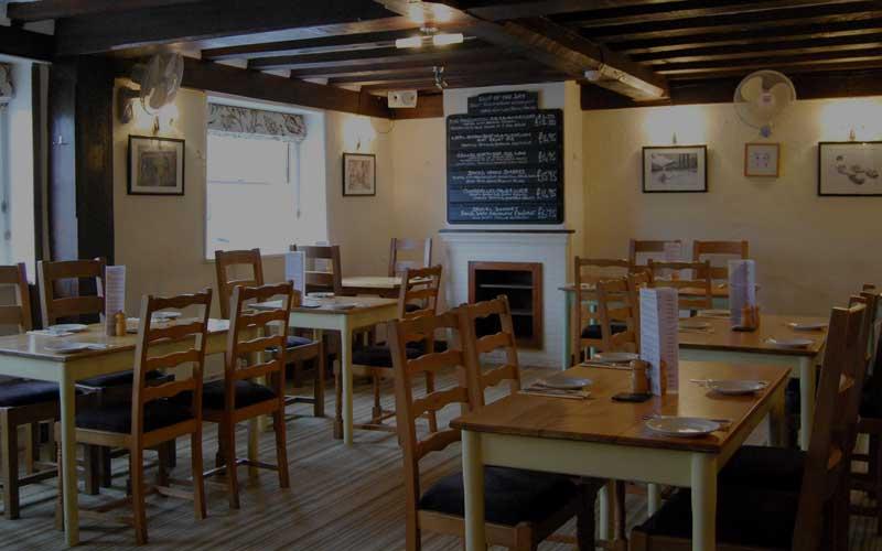 Tuddenham Fountain Dining Room
